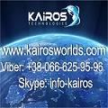 Kairos Worlds – Бизнес в интернете