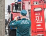 Пожар в многоэтажном доме в Витебске: 7-летний мальчик и двое взрослых спасены