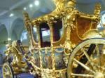 Учёные: в Китае нашли древнюю позолоченную колесницу