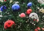 В Витебске завершается установка главной новогодней елки области