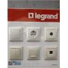 Legrand valena classic розетки-выключптели